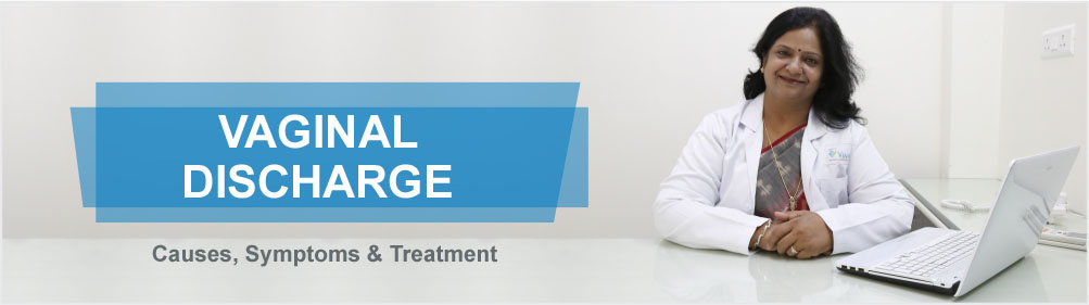 Vaginal Discharge Treatment